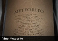 Cabernet Meteorito: el vino cósmico