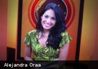 Entrevista con: Alejandra Oraa
