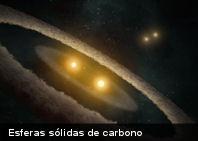 Esferas espaciales de carbono podrían explicar origen de la vida