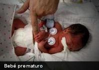 Bebés prematuros presentan más problemas de salud en infancia