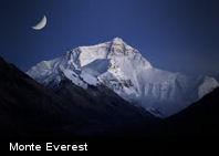 Las dos alturas del monte Everest