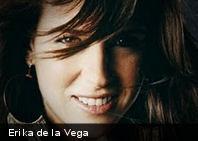 Entrevista con: Erika de la Vega