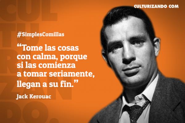 En el turbulento camino de Jack Kerouac