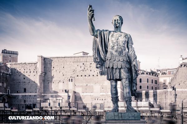 Conoce la historia de Cayo Julio César