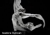 La Insólita muerte de Isadora Duncan