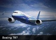 Primer vuelo del Boing 787 con biocombustible