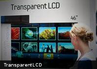 Samsung describe el futuro con un LCD transparente (+ Imágenes)