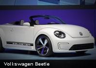 Volkswagen estrena el Beetle eléctrico