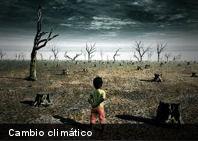 El cambio climático podría ser la causa de los fenómenos meteorológicos extremos