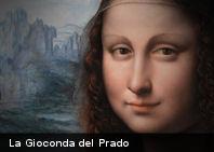 La obra gemela de 'La Gioconda' se expone en el museo de Louvre
