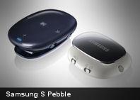 Te presentamos el Samsung S Pebble, el nuevo rival del iPod Nano