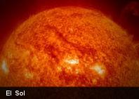 Científicos evidencian lento movimiento del Sol