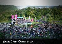 Al menos 700 niños ofrecerán conciertos en Cataratas del Iguazú