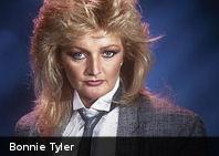 ¿Quién es Bonnie Tyler? (+Video: Total Eclipse of the Heart)
