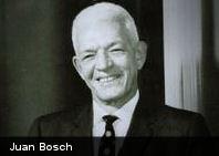 «Quien no vive para servir, no sirve para vivir» Juan Bosch, entre la literatura y la política