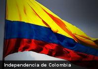 Colombia: 202 años de independencia
