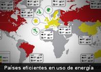 Ecología: ¿Cuáles son los países más eficientes en uso de energía?
