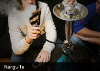 El Narguile contiene altas concentraciones de nicotina