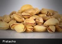 Los pistachos combaten el estrés