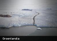 La capa de hielo de Groenlandia no es tan frágil como parece