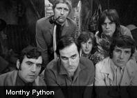 ¿Quiénes son los Monthy Python?