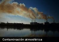 Ecología: Contaminación del aire reduce la esperanza de vida
