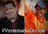 ¡Hoy #VenezuelaDecide… y tú eres Venezuela!