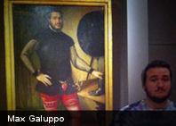 Joven de 20 años encuentra a su doble en pintura de 1562 (+Foto)