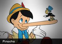 'Efecto Pinocho', las mentiras sí afectan la nariz