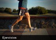 Caminar aumenta expectativa de vida