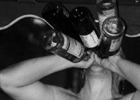 El consumo de alcohol mezclado con bebidas light aumenta la alcholemia
