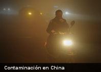 Se extiende a Japón la gigante nube de contaminación de China