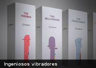 Sexualidad: 4 estereotipos de la masculinidad convertidos en ingeniosos vibradores