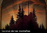 ¿Conoces este cuadro? La cruz de las montañas