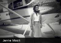 Vidas ineresantes: Jerrie Mock, la primera mujer en volar sola alrededor del mundo