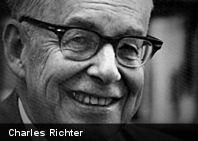 Grandes Científicos: Charles Richter