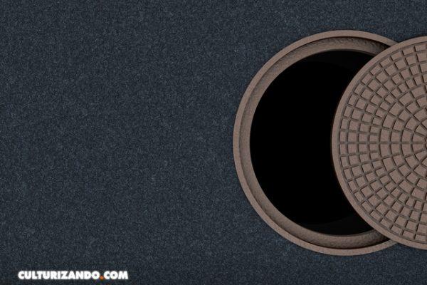 Redondas es mejor: ¿7 razones que explican la forma de las tapas para alcantarillas?