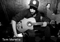 Tom Morello: Música y política