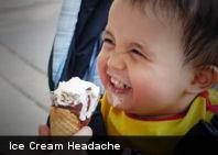 Ice Cream Headache: la relación entre el helado y los dolores de cabeza
