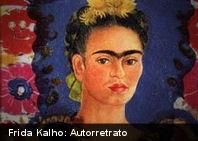 ¿Conoces este Cuadro? Autorretrato – Frida Kahlo