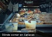 101 lugares para comer en Caracas (y una ñapita)