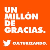 Culturizando celebra su primer millón de seguidores en Twitter