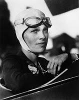 El misterio de la desaparición  de Amelia Earhart