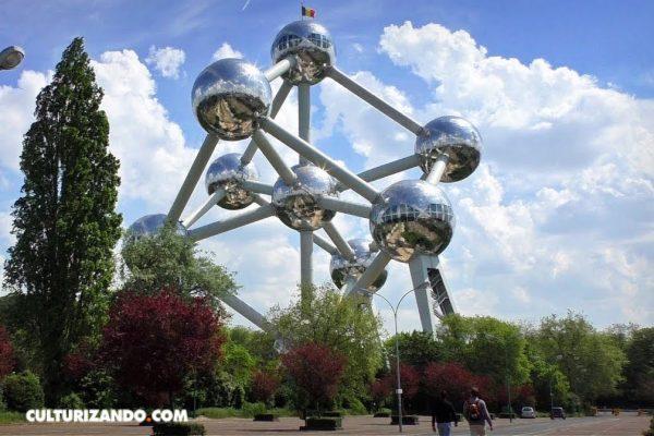¿Conoces este monumento? El Átomo