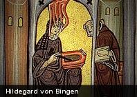 Monja del siglo XII habló del orgasmo femenino