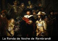 ¿Conoces este cuadro? La Ronda de Noche de Rembrandt