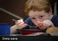 Niños alimentados con una dieta sana alcanzan mayor Cociente Intelectual
