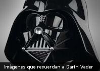 6 imágenes que nos recuerdan a Darth Vader