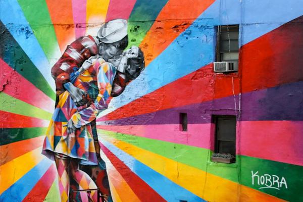 En Imágenes: 12 impresionantes murales
