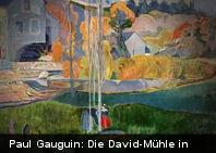 ¿Conoces este cuadro? Die David-Mühle in